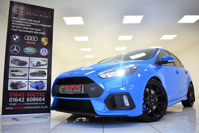 2016 66 FORD FOCUS 2.3 RS 5 DOOR 350 BHP
