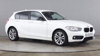 2015 BMW 1 SERIES 1.5 116D SPORT 5d 114 BHP £10190.00