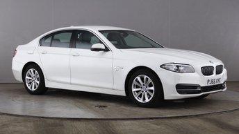 2015 BMW 5 SERIES 2.0 520D SE 4d 188 BHP £13490.00