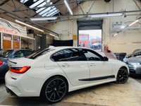 USED 2019 19 BMW 3 SERIES 2.0 320d M Sport Auto (s/s) 4dr PERFORMANCE-KIT+TECHPACK+20S+