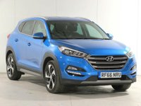 2016 HYUNDAI TUCSON 1.7 CRDi Blue Drive Premium DCT (s/s) 5dr £15997.00