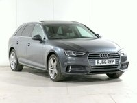 USED 2016 66 AUDI A4 2.0 TDI S line Avant S Tronic (s/s) 5dr ***** £4,095 of EXTRAS *****