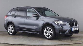 2015 BMW X1 2.0 XDRIVE 20D SPORT 5d 188 BHP £16290.00
