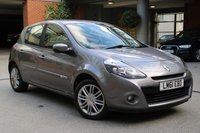 USED 2011 61 RENAULT CLIO 1.6 DYNAMIQUE TOMTOM VVT 5d 111 BHP