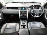 USED 2016 66 LAND ROVER DISCOVERY SPORT 2.0 TD4 SE TECH 5d 180 BHP