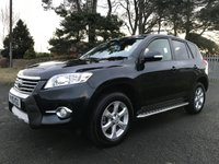 USED 2010 10 TOYOTA RAV4 2.2 XT-R D-4D 2 OWNERS FULL UP TO DATE TOYOTA SERVICE HISTORY