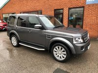 USED 2014 14 LAND ROVER DISCOVERY 3.0 SDV6 GS 5d 255 BHP