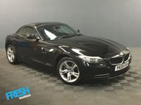 USED 2009 09 BMW Z4 2.5 Z4 SDRIVE23I ROADSTER AUTO  * 0% Deposit Finance Available