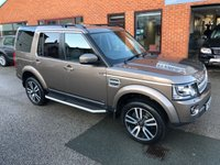 USED 2015 65 LAND ROVER DISCOVERY 3.0 SDV6 HSE LUXURY 5d 255 BHP