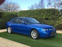 USED 2003 51 MG ZT 2.0 CDTI PLUS 4d 114 BHP