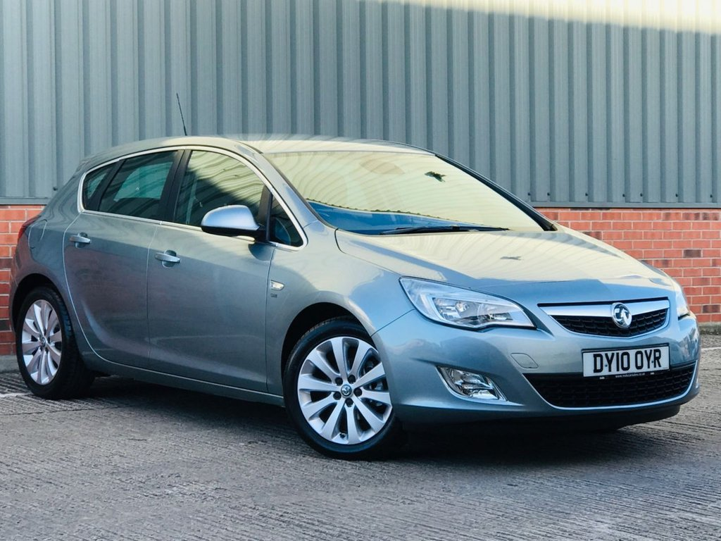 USED 2010 10 VAUXHALL ASTRA 1.6 SE 5d 113 BHP EXCELLENT LOW MILEAGE EXAMPLE