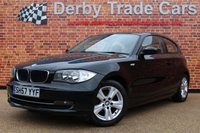 USED 2007 57 BMW 1 SERIES 1.6 116I SE 3d 121 BHP