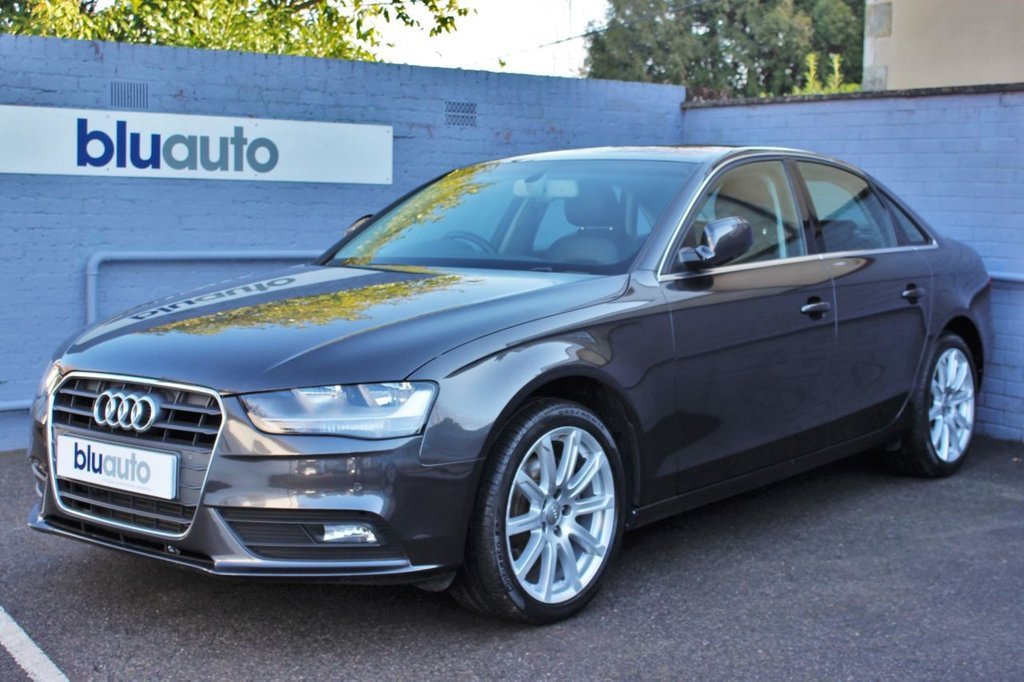 USED 2014 14 AUDI A4 2.0 TDI SE TECHNIK 4d 148 BHP 2 Owners, Audi Service History, Excellent Condition