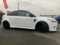 USED 2010 E FORD FOCUS 2.5 RS 3d 393 BHP Mega Low Miles