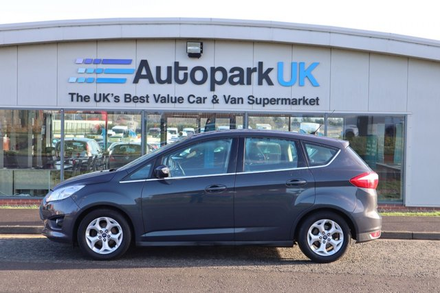 USED 2014 14 FORD C-MAX 1.6 ZETEC TDCI 5d 114 BHP LOW DEPOSIT OR NO DEPOSIT FINANCE AVAILABLE