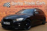 USED 2014 64 BMW 3 SERIES 3.0 330D M SPORT TOURING 5d 255 BHP