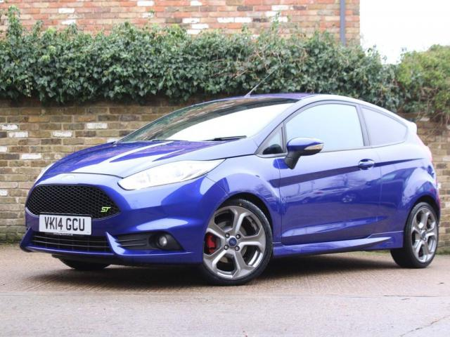 2014 14 FORD FIESTA 1.6 EcoBoost ST-3 3dr