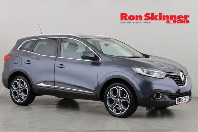 View our 2017 66 RENAULT KADJAR 1.5 DYNAMIQUE NAV DCI 5d 110 BHP