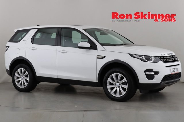 View our 2015 65 LAND ROVER DISCOVERY SPORT 2.0 TD4 SE TECH 5d AUTO 180 BHP