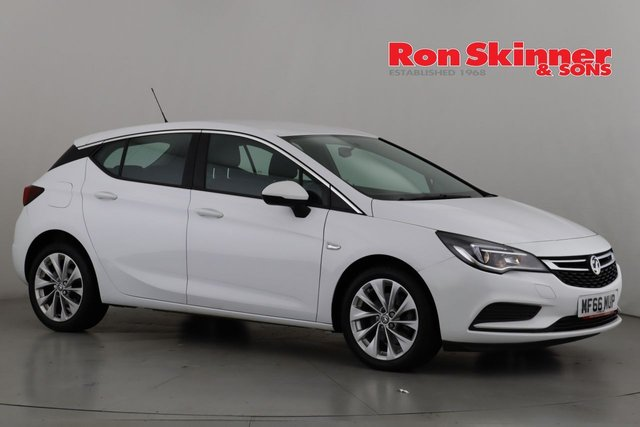 View our 2016 66 VAUXHALL ASTRA 1.6 ENERGY CDTI 5d 108 BHP