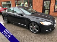 """USED 2011 11 JAGUAR XF 3.0 V6 S PREMIUM LUXURY 4DOOR 275 BHP DAB Radio   :   Satellite Navigation   :   USB & AUX Sockets   :   Heated Windscreen       Cruise Control   :   Climate Control / Air Conditioning   :   Heated & Cooling Front Seats       Full Black Leather Upholstery   :   Rear View Camera   :   Front & Rear Parking Sensors       20"""" Alloy Wheels   :   2 Keys   :   Service History"""