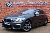 2016 BMW 1 SERIES 3.0 M135I 5d 322 BHP £17990.00