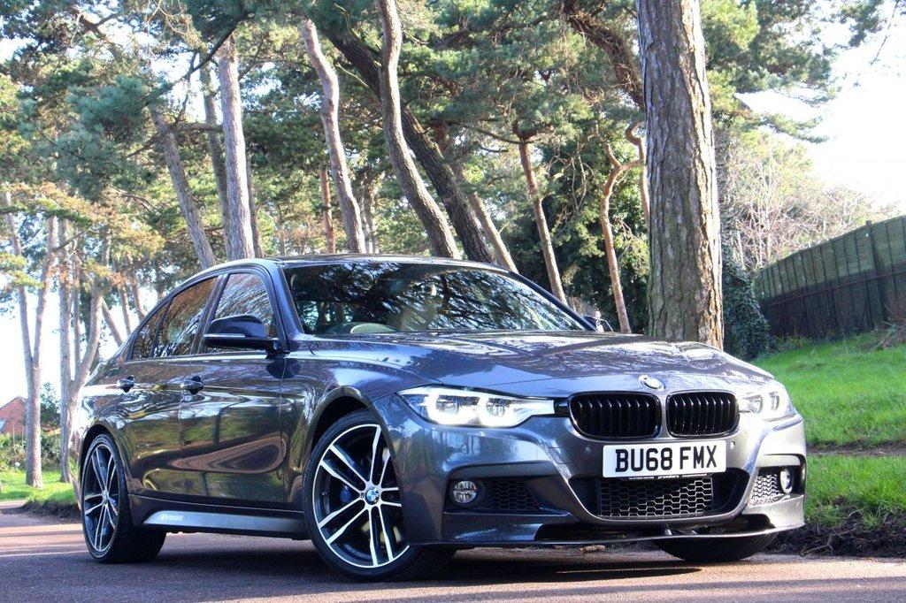USED 2018 68 BMW 3 SERIES 340i M SPORT SHADOW EDITION 326 BHP
