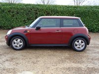 2007 MINI HATCH ONE 1.4 ONE 3d 94 BHP £1399.00