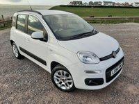 2014 FIAT PANDA 1.2 LOUNGE 5d 69 BHP