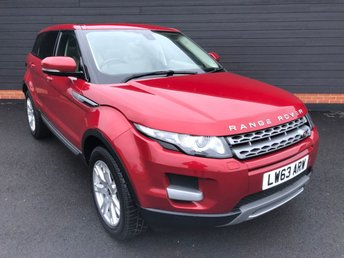 2013 LAND ROVER RANGE ROVER EVOQUE 2.2 SD4 PURE TECH (190 BHP) £12950.00