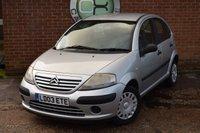 2003 CITROEN C3 1.4 DESIRE 5d 73 BHP £790.00