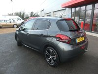 USED 2017 17 PEUGEOT 208 1.6 BLUE HDI GT LINE 5d 100 BHP