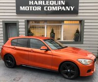 USED 2012 62 BMW 1 SERIES 2.0 116D M SPORT 5d 114 BHP