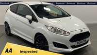 USED 2014 14 FORD FIESTA 1.0 ZETEC S 3d 125 BHP (UPGRADED ALLOYS - BLUETOOTH)