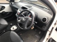 USED 2012 62 TOYOTA AYGO 1.0 VVT-I ICE MM 5d 68 BHP
