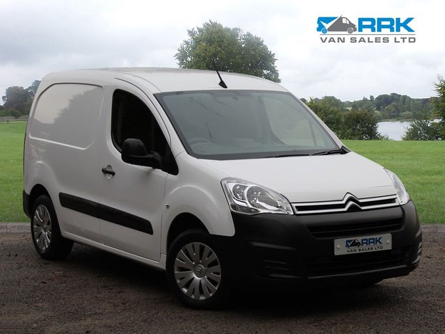2018 18 CITROEN BERLINGO 1.6 625 ENTERPRISE L1 BLUEHDI 74 BHP