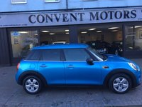 2015 MINI HATCH ONE 1.2 ONE 5d 101 BHP £9490.00