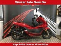 2016 HONDA PCX125 125cc WW 125 EX2-H  £1989.00