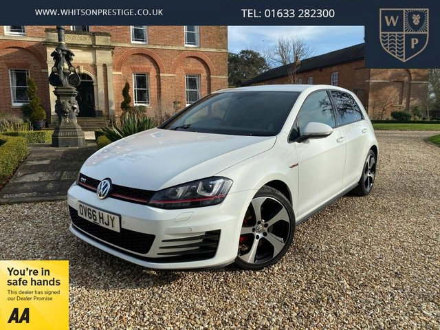 2016 A VOLKSWAGEN GOLF 2.0 GTI TSI BlueMotion Tech GTI DSG (s/s) 5dr
