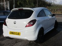 USED 2012 62 VAUXHALL CORSA 1.2 CDTI LIMITED EDITION (£30 ROAD TAX) 3dr LOW MILEAGE - £30 A YEAR ROAD TAX