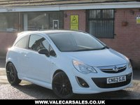 2012 VAUXHALL CORSA 1.2 CDTI LIMITED EDITION (£30 ROAD TAX) 3dr £4190.00