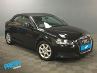 USED 2010 10 AUDI A3 1.6 TDI Cabriolet  * 0% Deposit Finance Available