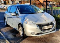 USED 2013 13 PEUGEOT 208 1.2 ACTIVE 3d 82 BHP TOUCH SCREEN MEDIA SCREEN WITH BLUETOOTH AUX AND USB MEDIA CONNECTION, DAB RADIO,ELETRIC WING MIRRORS, ELECTRIC WINDOWS AND AIR CONDITIONING