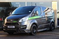 2017 FORD TRANSIT CUSTOM 2.0 310 MS-RT LR DCB 168 BHP CrewCab Van £22821.00