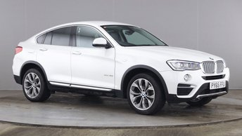 2015 BMW X4 2.0 XDRIVE 20D XLINE 4d 188 BHP £19990.00