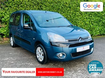 2013 CITROEN BERLINGO MULTISPACE 1.6 HDI PLUS 5d 91 BHP £6990.00