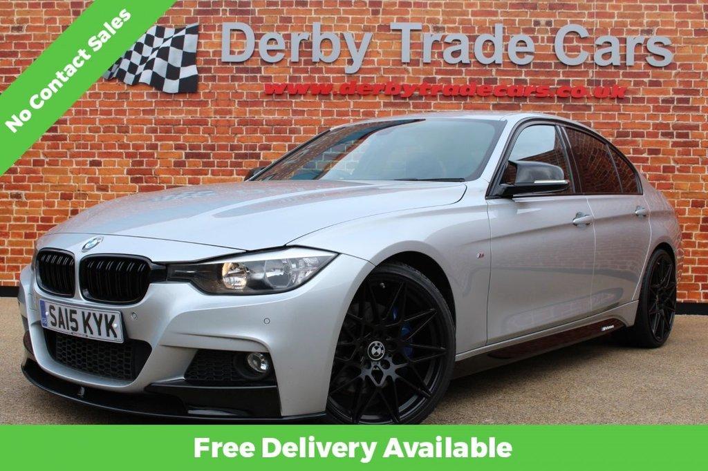 USED 2015 15 BMW 3 SERIES 3.0 335D XDRIVE M SPORT 4d 309 BHP