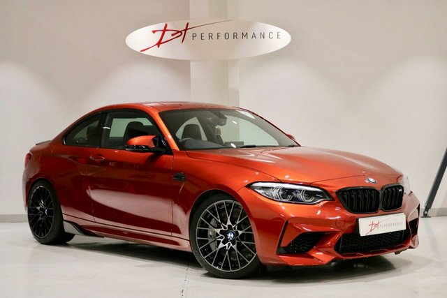 2019 19 BMW M2 3.0 M2 COMPETITION 2d 405 BHP DCT