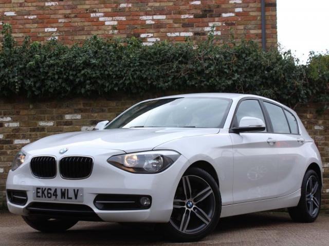 2014 64 BMW 1 SERIES 2.0 116d Sport Sports Hatch (s/s) 5dr