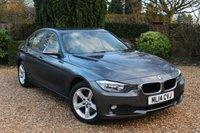 USED 2014 14 BMW 3 SERIES 2.0 318D SE 4d 141 BHP ** BMW MAIN AGENT SERVICED **